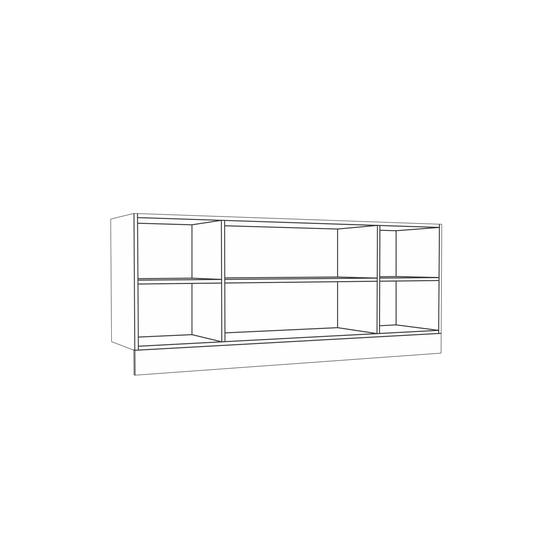 Линда 313 140 Шкаф навесной