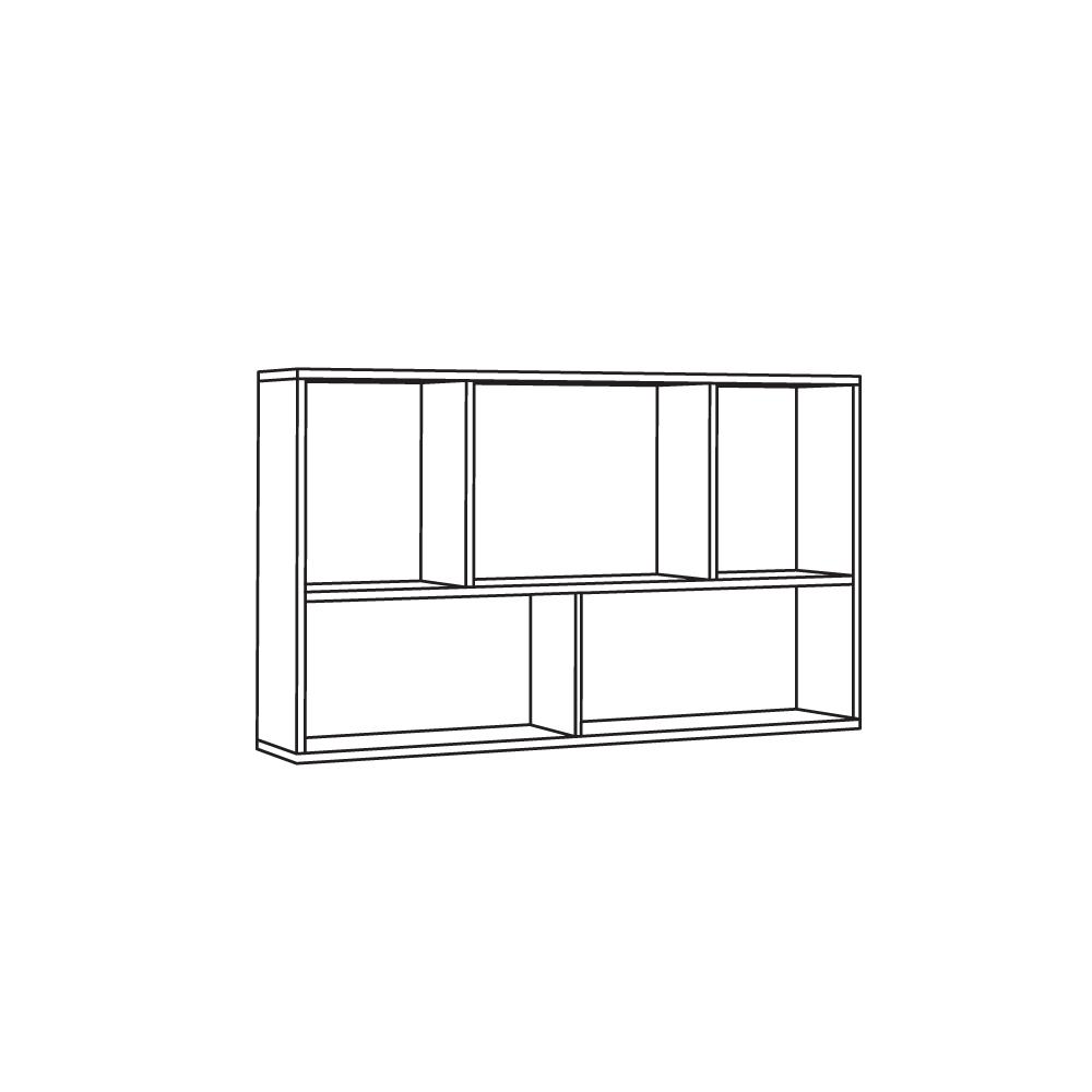 Ника 416 Шкаф навесной