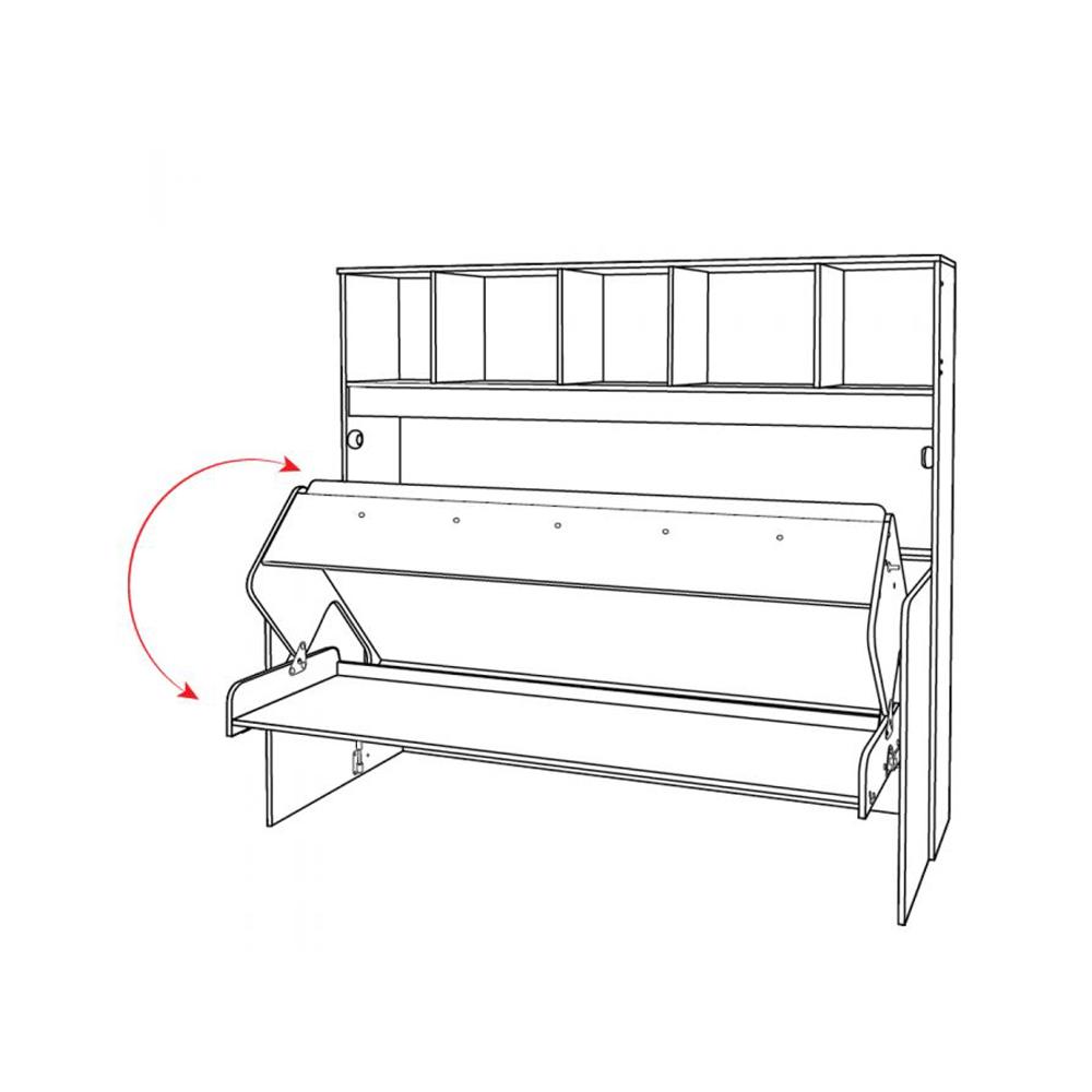 Ника 428 Стол-кровать