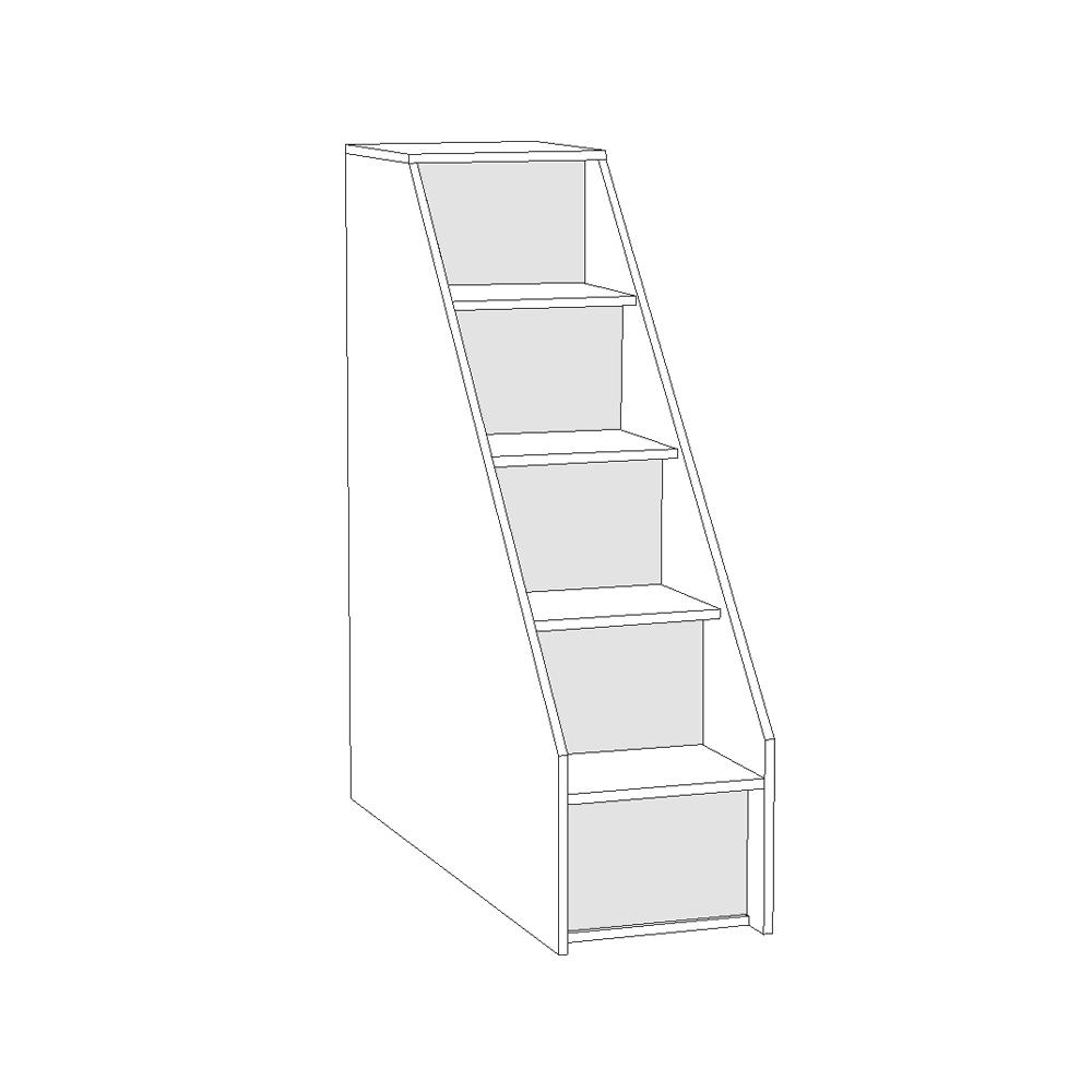 Тетрис 1 308 Лестница ступеньками