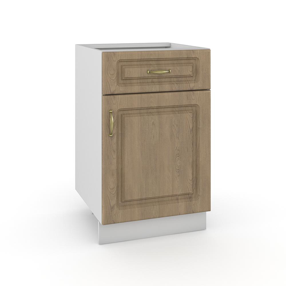 Стол 500 1 ящик 1 дверь