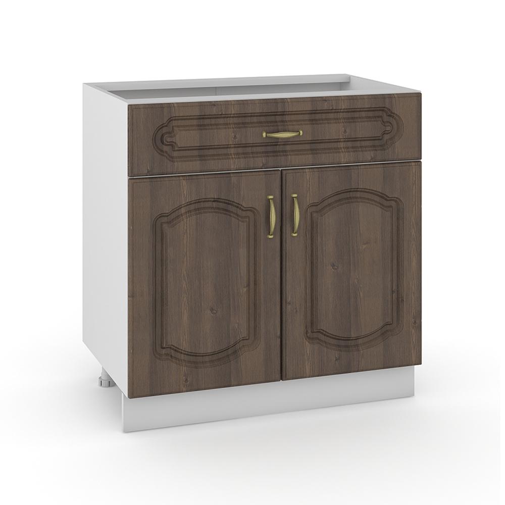 Стол 800 1 ящик 2 двери