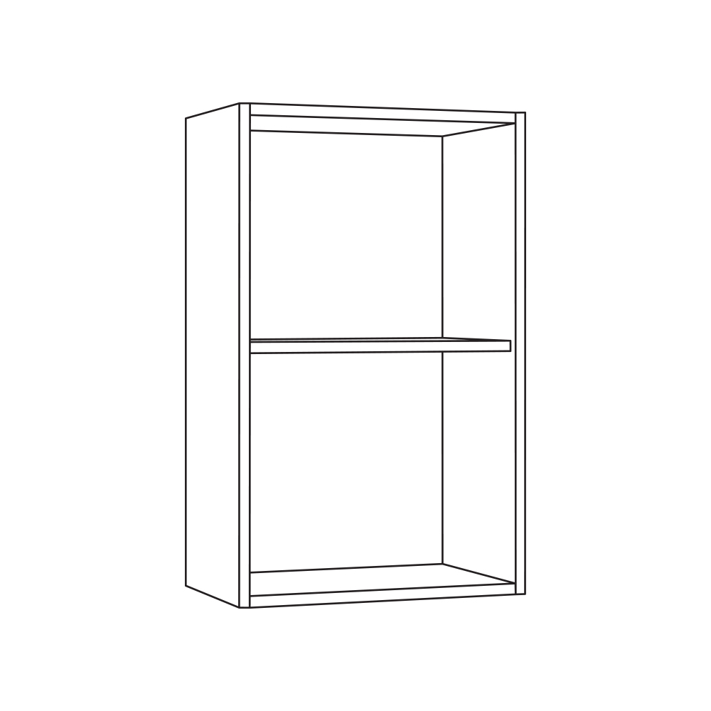 Шкаф навесной 450